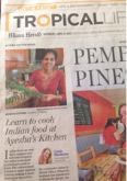 Miami Herald Features Ayesha's Kitchen